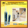 Good Performance Stainless Plumber Mate Silicone Joint Sealant
