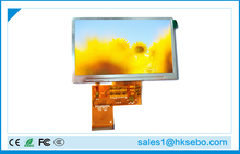"chimei innolux lcd screens 4.3"" 480*272 touch screen lcd module For consumer electronic AT043TN24 V.7"