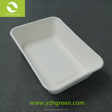 500ML biodegradable take away food paper container box
