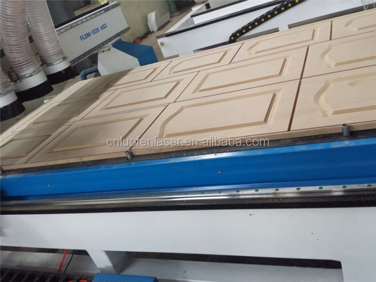 Philicam Wooden door engraving machine / cnc router wood furniture making