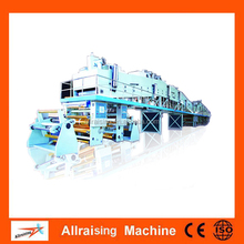 Multi-layer coating and laminating machine , non woven extrusion machine