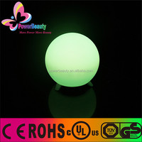 mini colorful changing decoration indoor app phone speaker app ball speaker made in china