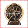 Hot selling resin handmade sports taekwondo Kickboxing Trophy