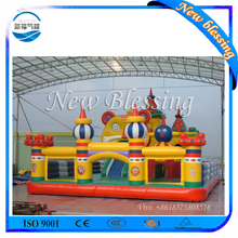 Inflatable Playground Games Inflatable Fun City for Kids