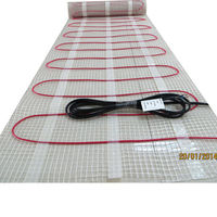 electric floor heating mat electric floor mat electric heated floor mat CE approved