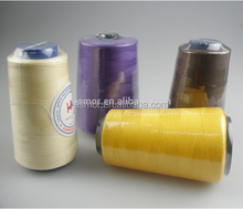 Nomex jeans sewing thread