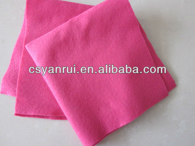 High Quality Wholesale Polyester Handicraft Felt Product