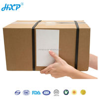 Large cardboard bulk box custom design Kraft Corrugated mail box