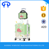 Cute Cartoon ABS / PC Trolley Case Caster 20 inch boarding box 24 inch travel case 28 inch luggage suitcase