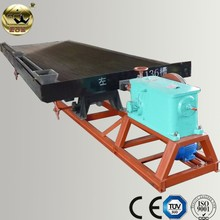 Mining Separating Equipment Shaking Table And Titanium Ore Price