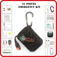 car emergency kit outdoor survival kit for sale