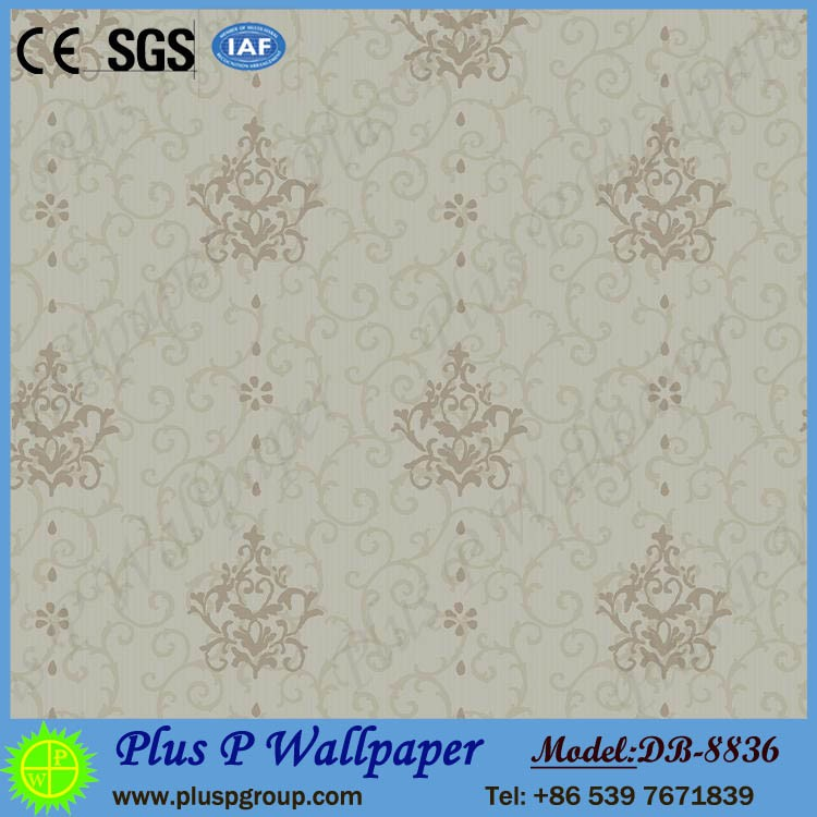 Plus P waterproof bathroom wall covering panels italian wallpaper