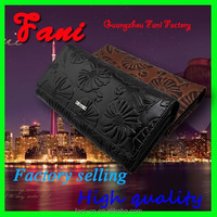 High quality and luxury style leather purses for women / ladies / girls