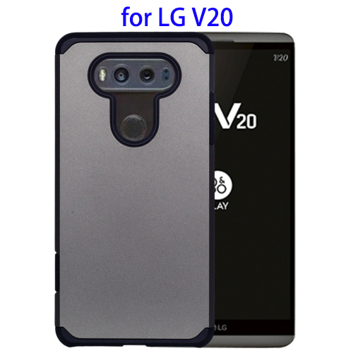 TPU PC Protective Combination Back Cover Case for LG V20