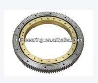 Outer teeth four-point angular contact turntable ball bearings