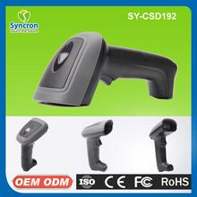 2017 Super Quality Top Sell Cheapest Ticket Top Sell Logistic Stock Handheld Pdf417 1D 2D Barcode Scanner