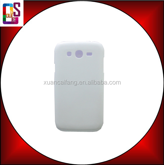3D sublimation blank cases for Samsung GALAXY Grand Duos