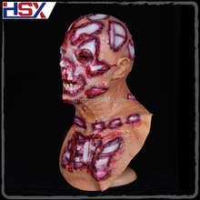 2017 High Quality Ugly Halloween Latex Horror Mask For Sale