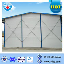 temporary housing, modified container- small building