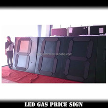 2014&2015 In USA market :high brightness IP65 digitalLed Gas Price Display,Led Gas Station Sign,Led Fuel Price Sign