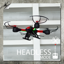 New products mobile phone control headless mode power up rc toy air unmanned plane model kit