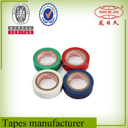 Environmental PVC adhesive tape for wire wrapping