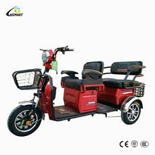 V Low price leisure rickshaw electric 800w citycoco scooter balance bike