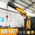 Hydraulic Container Lifting Boat Crane Manufacturer