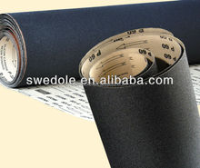 High End Quality silicon sand paper rolls for furniture and wood