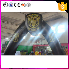 Factory price advertising inflatable arches for event with logo