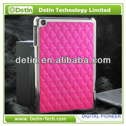 Colorful Bling Bling Rhinestone Decorated back cover for iPad 5 accept Paypal (8+ colors)