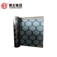 Top class colorful modified asphalt pvc waterproof membrane sheets for building roof garden