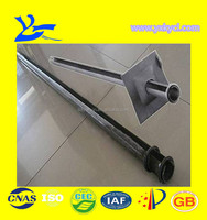 M20 hot dip galvanized bolt /ultra-fine threads anchor rock bolt for mining