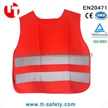 experienced manufacturer safety jacket with reflector