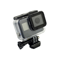 Popular waterproof eva pro case new hottest accessories pack/sets/kits head strap for gopros heros 5