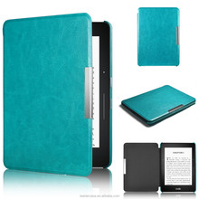 2015 NEW Stand function holster leather case for kindle paperwhite 2