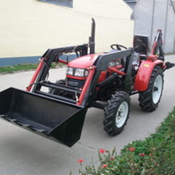 mini tractor backhoe loader garden tractor loader backhoe