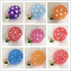 Round Party Decoration Helium Gas Custom