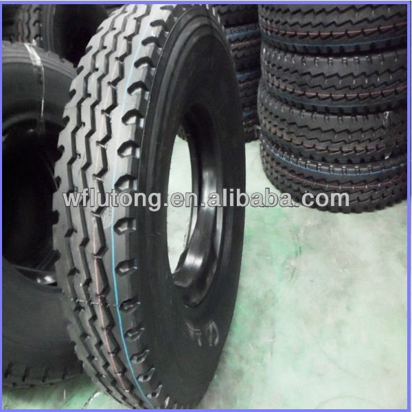 Tires for trucks 7.00R16LT with 12 ply truck tires