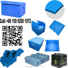 Folding Plastic PP Corrugated Carton Box for Packing