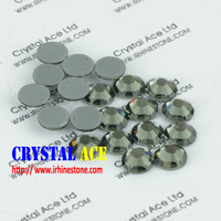 Bulk packing wholesale crystals hot fix stone, crystal hotfix rhinestone, crystal rhinestone hot fix for clothing decoration