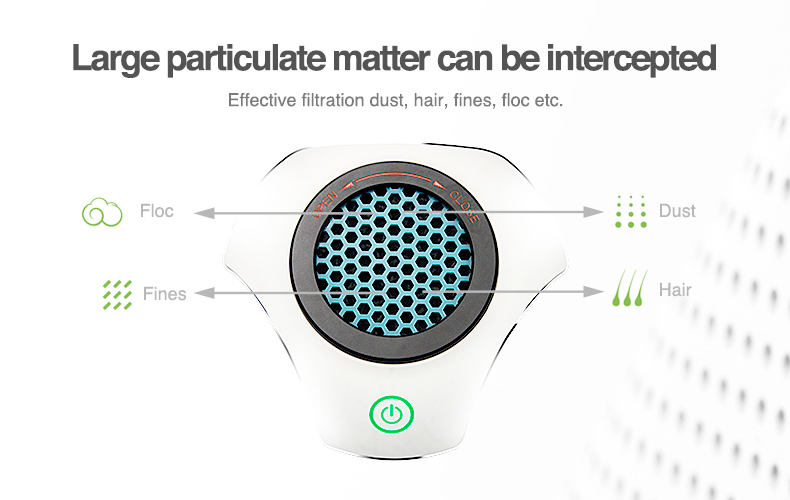 Hot and New BMN168 Multi-function Car air fresheners wholesale Negative Ion Generator 12v Car Air Purifier
