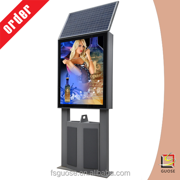 Made In China New Style Street Furniture Solar Led