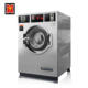 Industrial laundry self service front loading washing machine