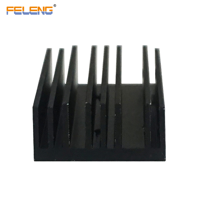heat sink aluminum led 50w 100w profile heatsink with custom length