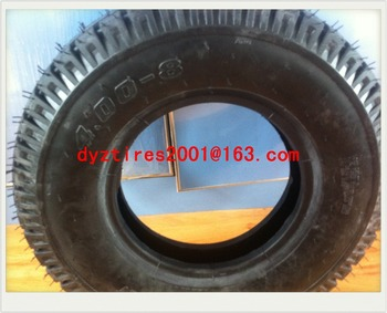 Factory Price Motorcycle Tyre 4.00-8 with MRF Quality OEM
