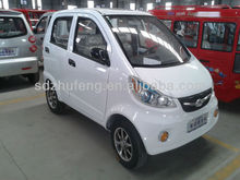 4 wheel smart 4-5 passenger seat electric car