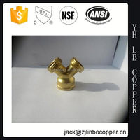 Brass Connector For Male Female Rubber Hose