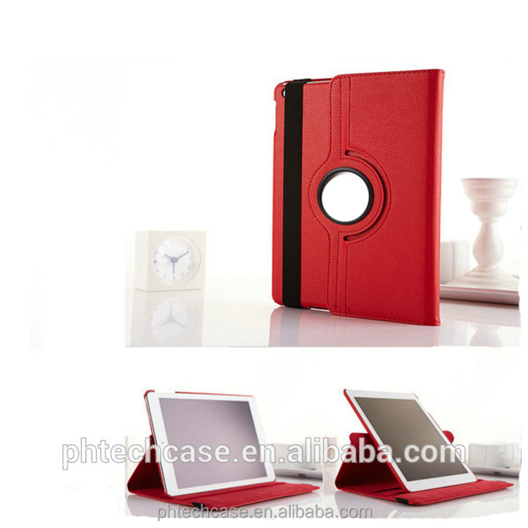 Hot Selling Universal Rugged Leather Tablet Case For Ipad