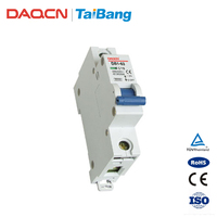 DAQCN High Quality Wholesale Single Phase Electric Miniature Circuit Breaker